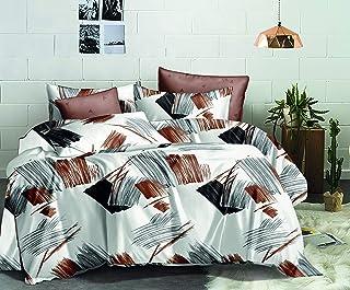 Flower Comforter 6Pcs Set King 240x260cm, AI1218K, multi color, multi color