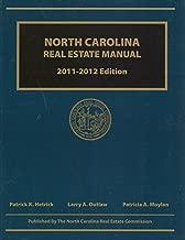 North Carolina Real Estate Manual 2011-2012 Edition