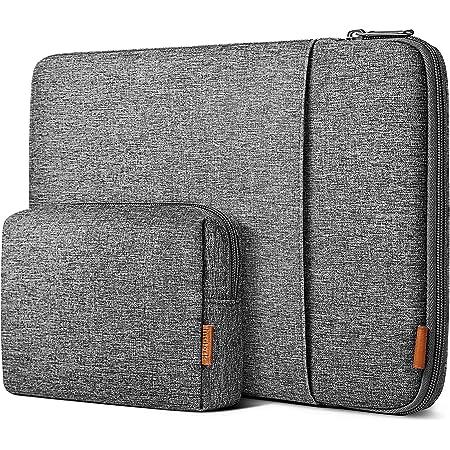 Inateck 360°超強保護 パソコンケース MacBook Air M1 2020-2018/13インチ MacBook Pro M1 2020-2016/Surface Pro X/7/6/5/4/3/12.4 Surface Laptop Go 対応 PCインナーバッグ