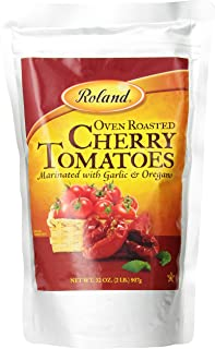 Roland Oven Roasted Tomatoes, Cherry, 32 Ounce