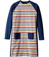 Toobydoo - Rainbow Shift Dress (Toddler/Little Kids/Big Kids)