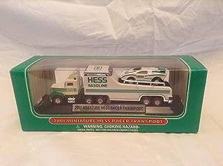 Best 2001 miniature hess racer transport Reviews