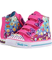 SKECHERS KIDS - Shuffles 10687N Lights (Toddler/Little Kid)