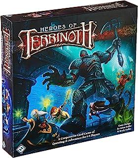 Heroes of Terrinoth: The Adventure Card