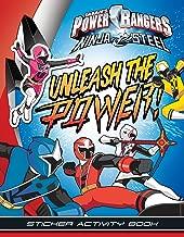 Unleash the Power! Sticker Activity Book (Power Rangers)