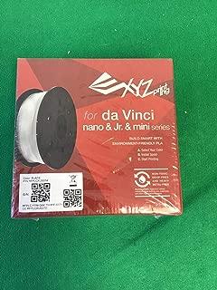 XYZprinting da Vinci Jr. PLA Filament - Black 600G RFPLCXUS01A