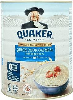 Quaker Quick cook Oatmeal, 800g