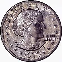 1979 S Susan B. Anthony Dollar $1 Brilliant Uncirculated