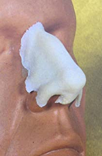 Rubber Wear Foam Latex Prosthetic - Large Aqualine Nose FRW-007 - Makeup Theater FX