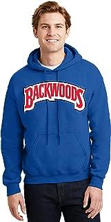 H&K Clothing Backwoods Hoodie Cigarrillos Wiz Khalifa Stoner 420 Off Coast Sweatshirt