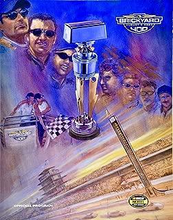 2004 - NASCAR/Indianapolis Motor Speedway - Brickyard 400 Official Program - Nextel Cup - Plus Extras - Collectible