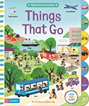 My Big Picture Book. Things That Go (My First Search and Find)