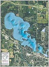 Mapping Specialists Lac La Belle & Fowler Lake - 27.75