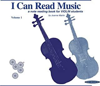 I Can Read Music, Vol 1: Violin (For Violin)