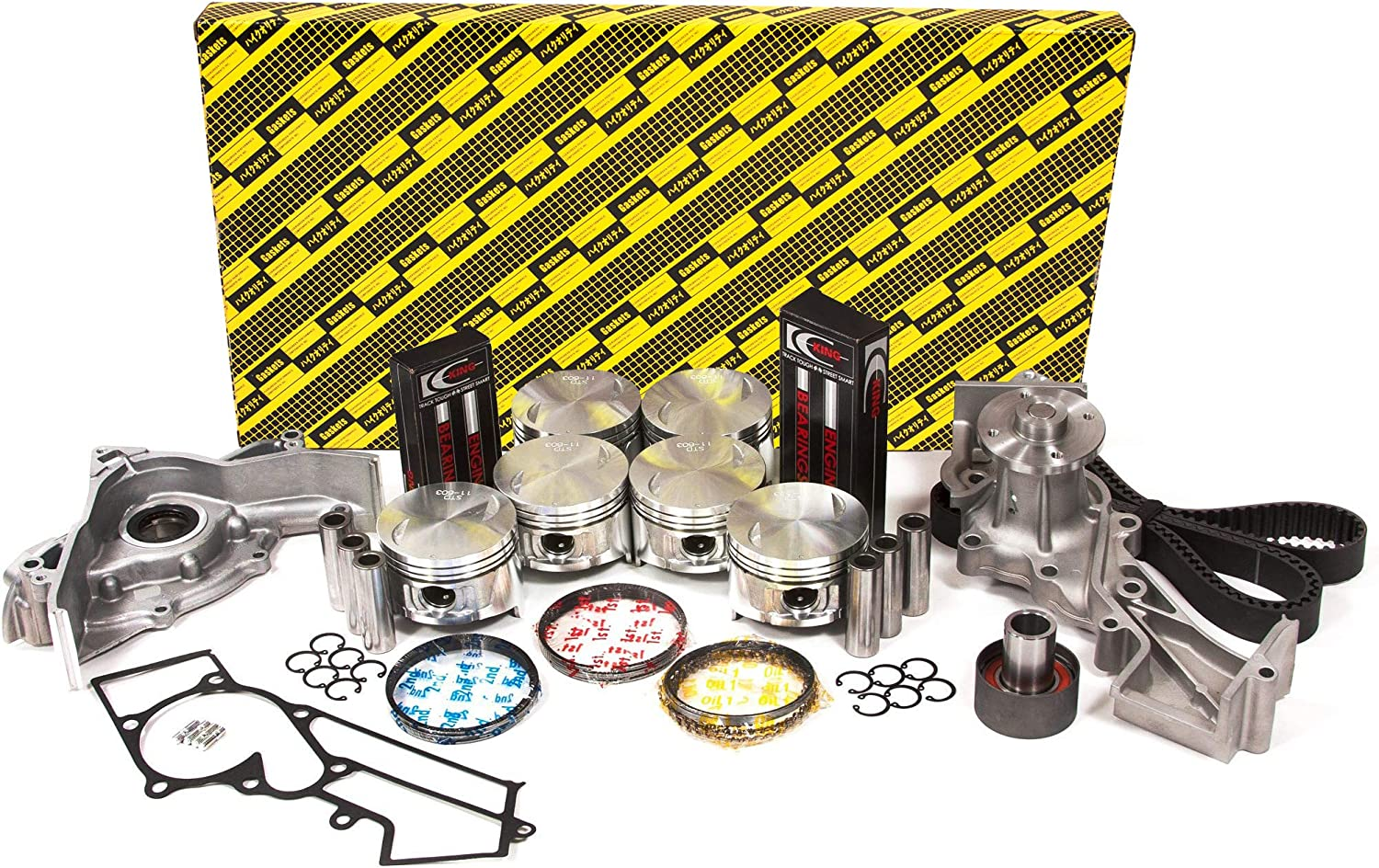 Evergreen OK3011 2 1 Fits 87-93 D21 Nissan specialty shop 3. Max 62% OFF Pathfinder 4WD