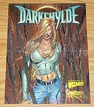 Darkchylde poster - Homage Comics - 9.75