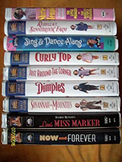 Shirley Temple Collection #02: Now & Forever & Little Miss Marker