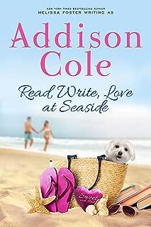 Read, Write, Love at Seaside (Sweet with Heat: Seaside Summers Book 1)
