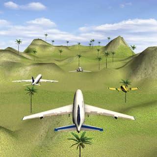 Plane Traffic Race 3D - Airplane Flight Racing Game