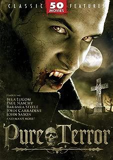 Pure Terror - 50 Movie Pack: Frankenstein 80 - They Saved Hitler's Brain + 48 more!