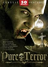 Pure Terror - 50 Movie Pack: Frankenstein 80 - They Saved Hitler's Brain + 48 more!