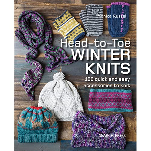 Hat And Scarf Knitting Patterns Amazon Co Uk