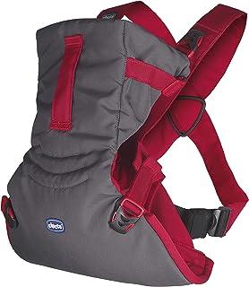 comprar comparacion Chicco Easy Fit Mochila ergonómica portabebé, de 0 a 9 kg, color rojo