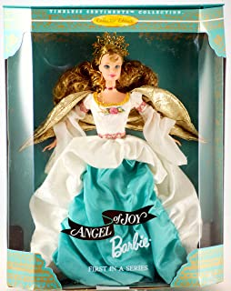 1998 - Mattel - Barbie Collectibles - Angel of Joy Barbie - 1st in Series - Timeless Sentiments Collection - Collector Edition - Out of Production