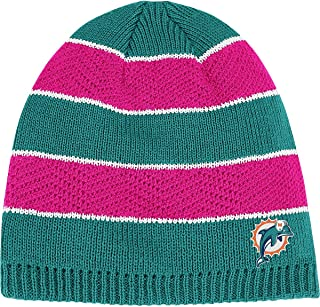 miami dolphins breast cancer hat