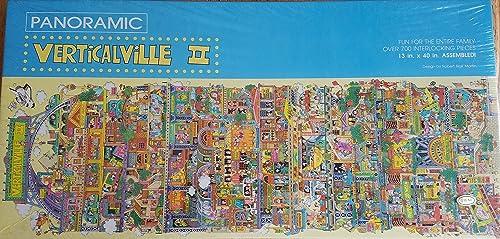 PZL9804 Panoramic Grünicalville 2 II Jigsaw Puzzle 700 Pieces by Springbok