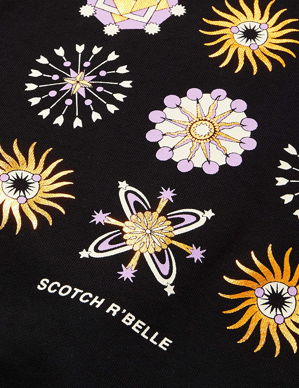 Scotch /& Soda M/ädchen Hooded Sweatshirt
