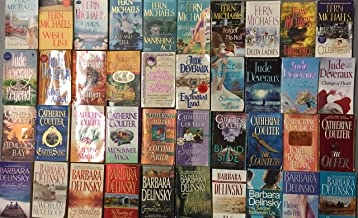 Ultimate Romance Novel Collection 40 Novels by Catherine Coulter, Fern Michaels, Barbara Belinsky, and Jude Deveraux