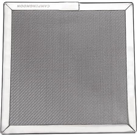 キャンピングムーン(CAMPING MOON) ファイアパット バーナーパット 綾織ハイメッシュ Mサイズ US-150