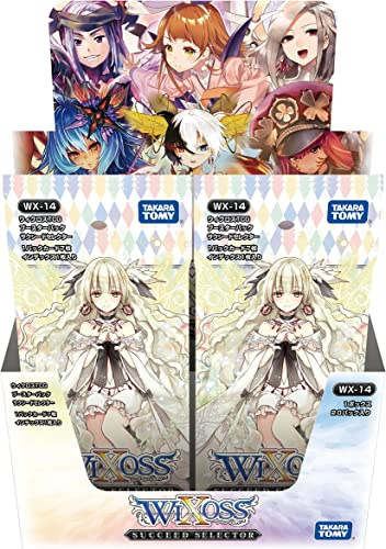 Wik Los WX-14 TCG Booster Pack succeed selector BOX