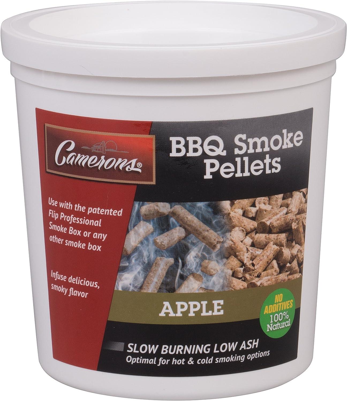 Camerons Smoking Wood Pellets (Apple)- Kiln Dried BBQ Pellets