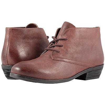 SoftWalk Ramsey (Burgundy Weathered Leather) Women