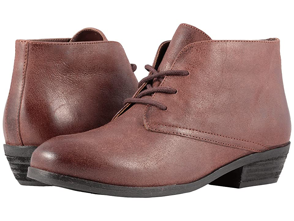 SoftWalk Ramsey (Burgundy Weathered Leather) Women