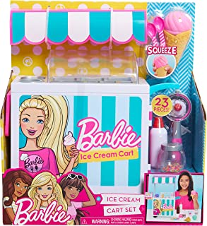 barbie ice cream