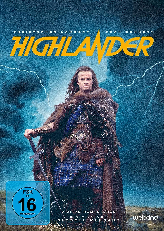Highlander [20 DVDs] Amazon.de Christopher Lambert, Clancy Brown ...