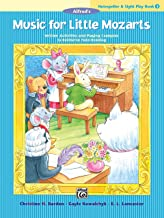 Music for Little Mozarts Notespeller & Sight-Play Book, Bk 3: Written Activities and Playing Examples to Reinforce Note-Reading