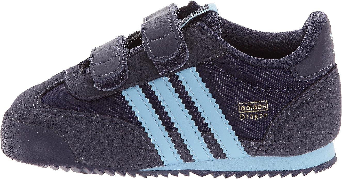 adidas Dragon Cf I - Chaussures Loisirs Enfant - Bleu marine/Bleu ...