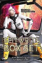 Spitwrite-Box-Set: Bücher 1-4 (German Edition)