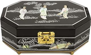 oriental furniture jewelry box