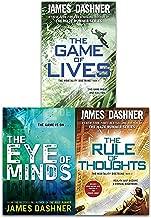 James Dashner The Mortality Doctrine 3 Books Collection Set