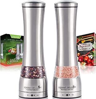 salt and pepper mill black