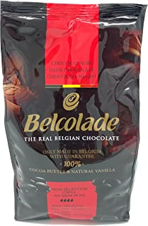 Belcolade chocolate oscuro - 1kg