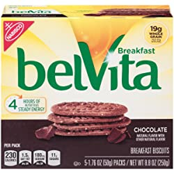 Belvita Breakfast Biscuits, Chocolate, 8.8 Ounce
