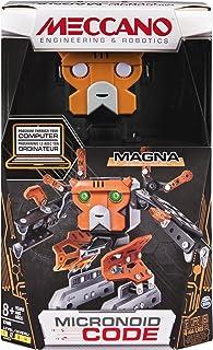 Meccano-Erector - Micronoid Code Magna Programmable Robot Building Kit