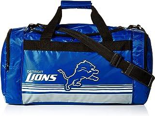 0ce93f6d5735 Detroit Lions Medium Striped Core Duffle Bag