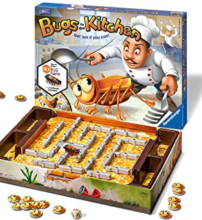 Ravensburger 22261 Bugs in the Kitchen - Children's Board Game